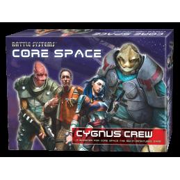 Core Space Cygnus Crew