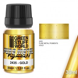 Pure Metal Pigments OR