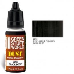 Pigments Liquides BLACK SOOT