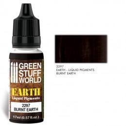 Pigments Liquides BURNT EARTH