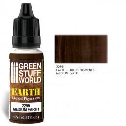 Pigments Liquides MEDIUM EARTH