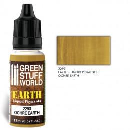 Pigments Liquides OCHRE EARTH