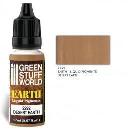 Pigments Liquides DESERT EARTH