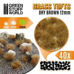 Touffes d'herbe - 12mm -...