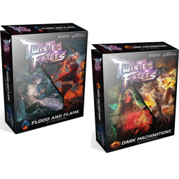 TWISTED FABLES: EXTENSIONS