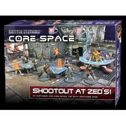 Core Space Shootout at Zed's
