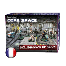 Core Space WANTED: DEAD OR...