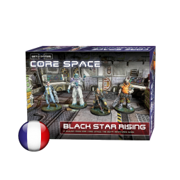 Core Space BLACK STAR...