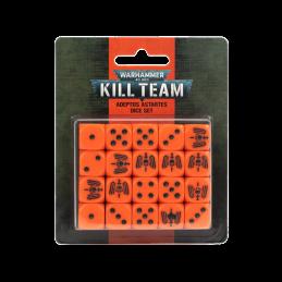 Kill Team: Set de dés de...