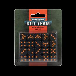 Kill Team: Set de dés des...