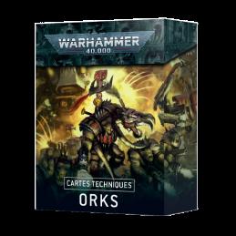 Cartes Techniques: Orks