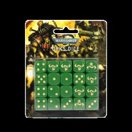 Set de Dés Orks
