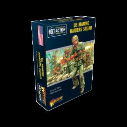 US Marine Raider squad