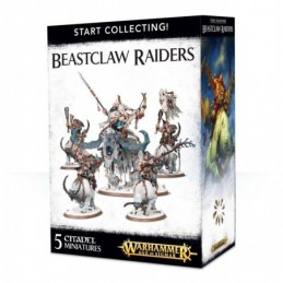 Boite START COLLECTING! BEASTCLAW RAIDERS