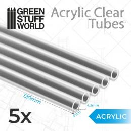 Tubes acryliques...