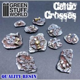 Croix Celtiques x10