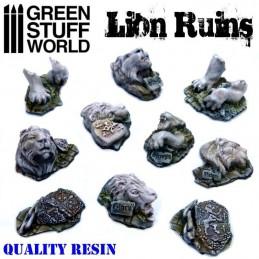 Ruines de Lion x10