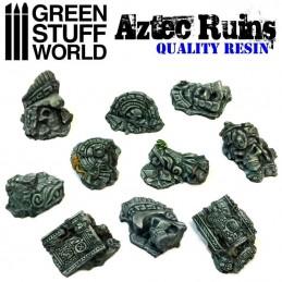 Ruines Aztèques x10