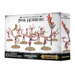 Boite DAEMONS OF TZEENTCH PINK HORRORS
