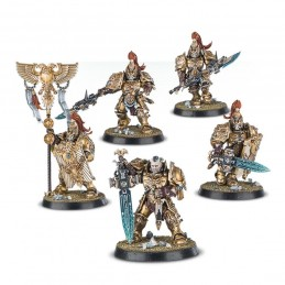 figurines ADEPTUS CUSTODES CUSTODIAN GUARD