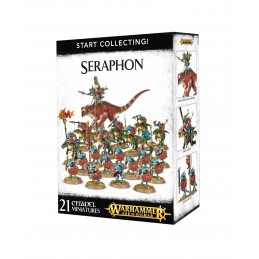 Boite START COLLECTING! SERAPHON