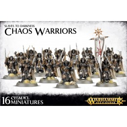 Boite CHAOS WARRIORS