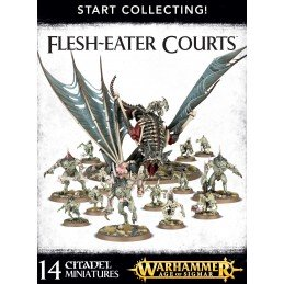 Boite START COLLECTING! FLESH-EATER COURTS