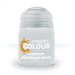 Pot de CONTRAST: APOTHECARY WHITE (18ML)