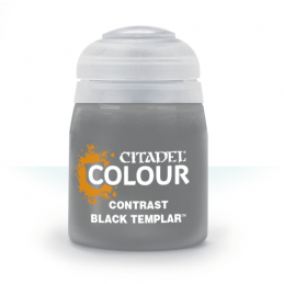 Pot de CONTRAST: BLACK TEMPLAR (18ML)