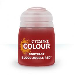 Pot de CONTRAST: BLOOD ANGELS RED (18ML)