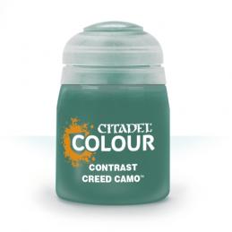 Pot de CONTRAST: CREED CAMO (18ML)