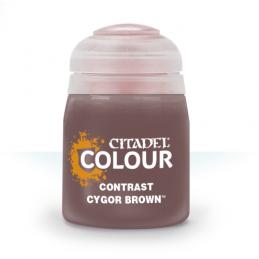 Pot de CONTRAST: CYGOR BROWN (18ML)