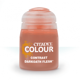 Pot de CONTRAST: DARKOATH FLESH (18ML)