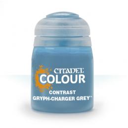 Pot de CONTRAST: GRYPH-CHARGER GREY (18ML