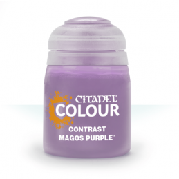 Pot de CONTRAST: MAGOS PURPLE (18ML)