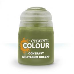 Pot de CONTRAST: MILITARUM GREEN (18ML)