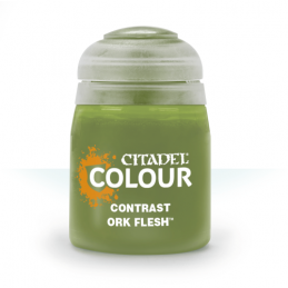 Pot de CONTRAST: ORK FLESH (18ML)