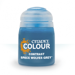 Pot de CONTRAST: SPACE WOLVES GREY (18ML)