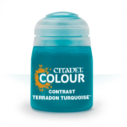Pot de CONTRAST: TERRADON TURQUOISE (18ML)