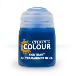 Pot de CONTRAST: ULTRAMARINES BLUE (18ML)
