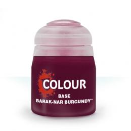 Pot de BASE: BARAK-NAR BURGUNDY (12ML)