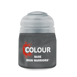 Pot de BASE: IRON WARRIORS (12ML)