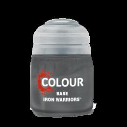 Pot de BASE: IRON WARRIORS (12ML)