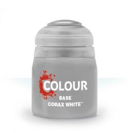 Pot de BASE: CORAX WHITE (12ML)