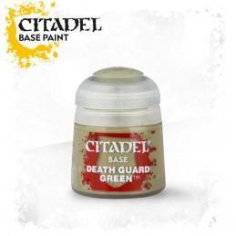 Pot de BASE: DEATH GUARD GREEN (12ML)