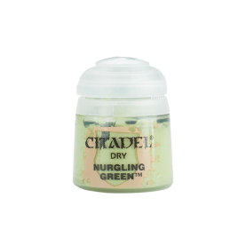 pot de DRY: NURGLING GREEN