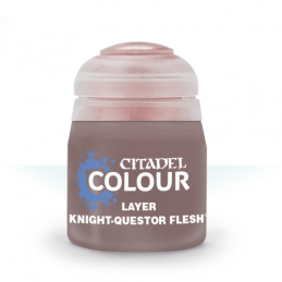 Pot de LAYER: KNIGHT-QUESTOR FLESH (12ML)