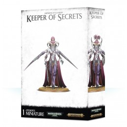 Boite DAEMONS OF SLAANESH KEEPER OF SECRETS / SHALAXI HELBANE