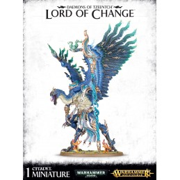 Boite DAEMONS OF TZEENTCH LORD OF CHANGE / KAIROS FATEWEAVER