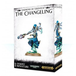 Boite DAEMONS OF TZEENTCH THE CHANGELING